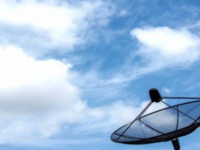 Satelitske antene